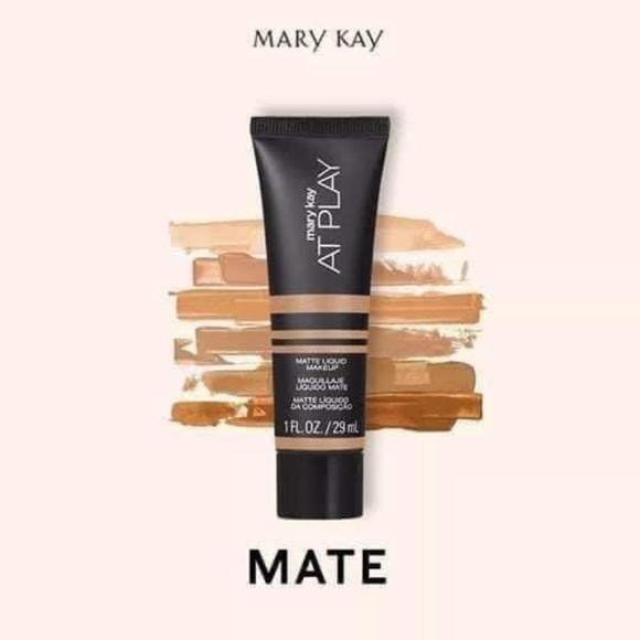 Mary Kay At Play Foundation Deep.
